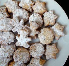 Biscotti allo zenzero in versione vegan