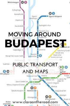 Everything you need to know for moving around Budapest