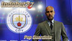 """Agen Bola Online –Guardiola Dipertahankan Manchester City Untuk Musim Depan. Pelatih berkebangsaan Spanyol tersebut berterima kasih kepada manajemen klub karena masih diberikan kesempatan untuk bisa melatihManchester City pada musim depan. """"Saya tidak akan menyia-nyiakan..."""
