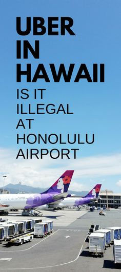 Uber in Hawaii: Can you get Uber pick-up from Honolulu airport to Waikiki Beach hotels? How much does it cost vs shuttle, bus, car rental, taxi from HNL? Hawaii vacation ideas, travel tips to save money on family vacation in Oahu after long flight to Hawaii. Easy ways for getting around Oahu to hotel from airport for 2 and big families. Best things to do in Waikiki, travel guide. Also what to wear in Hawaii and what to pack for Hawaii packing list. #oahu #hawaii #waikiki