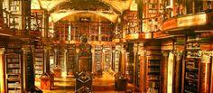 Library St. Gallen Switzerland | World of DMCs | www.world-of-dmcs | #travel #events