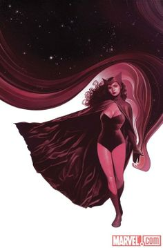 Scarlet Witch by Travis Charest