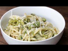 One-Pot Pasta Primavera - YouTube