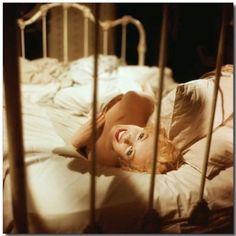 Marilyn Monroe - In Bed by Milton H. Greene