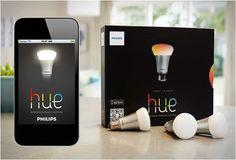 """LED電球への新たな付加価値法 """"Phillips Hue"""""""