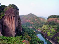 Xiamen Wuyi Mountain, the Most Magnificent Mt. in Southeast China