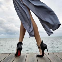 Confidence to walk in your own shoes