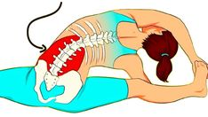 Masz bóle pleców? Mamy na to radę! #plecy #medycyna #zdrowie #ciekawostki #poland Sciatica, Back Pain, Pixel Art, Fitness Inspiration, Fit Women, Health Fitness, Medical, Yoga, Education