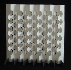 Paul Jackson kirigami paper cut popup pop up scissor paper cut fold Japanese paper sculpture Origami Templates, Origami And Kirigami, Paper Crafts Origami, Diy Paper, Box Templates, Willem De Kooning, Arte Pop Up, Libros Pop-up, Paper Structure