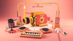 THE VINTAGE 3D MOOD on Vimeo