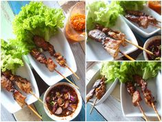 'Moo Ping' is a Thai BBQ pork on a smoky-grilled skewer at Sea Park, Petaling Jaya