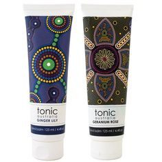 Shea Butter Hand Balm - Made by Tonic Australia, this Hand Balm is a fantastic Australian gift to send overseas to relatives and friends.
