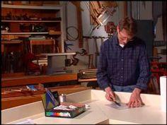 ▶ How to repair damaged laminate countertop with SeamFil - YouTube