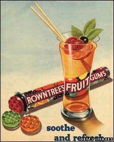 Rowntree fruit gums