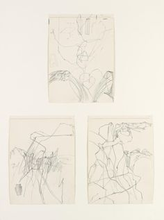Joseph Beuys 'The Centrifugal Forces of the Mountains', 1953 © DACS, 2015 Abstract Drawings, Art Drawings, Abstract Art, Beuys Joseph, Conceptual Drawing, Weird Art, Strange Art, Found Art, Jasper Johns