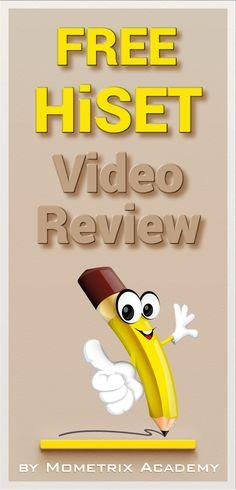 40 best hiset test study guide images on pinterest hiset practice free hiset test tutorial videos hiset fandeluxe Gallery
