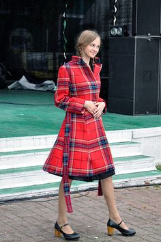 For days when ALOT of tartan is necessary (it happens)