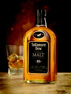 Tullamore Dew 10 Jahre 0,7 l - Irish Whiskeys