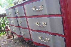 Pirate's Dresser by junkdrawerdivas on Etsy, $595.00