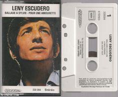 Cassette audio (K7) - Leny Escudero - ballade à Sylvie
