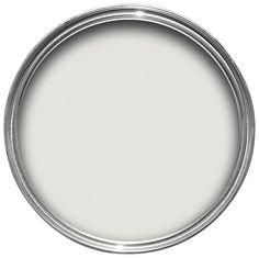 Dulux White Cotton Matt Emulsion Paint 5L | Departments | DIY at B&Q: