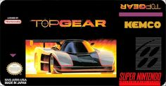 Emularoms: Top Gear (BR) [ SNES ]