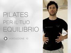 Video Pilates Lezione 10 | Pilates per il tuo Equilibrio