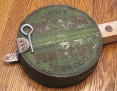 Tobacco Tin Masterpiece - Cigar Box Nation