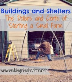 The Homestead Survival | Questions About Starting a Homestead and Buildings Shelters | DIY Project & Homesteading http://thehomesteadsurvival.com