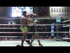 Spinning Elbow KO: Omar Tobasi (Tiger Muay Thai) vs Nonglek Petrungrot |