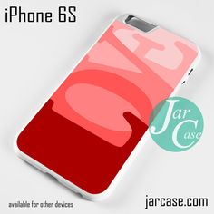 Love Pink Color Phone case for iPhone 6/6S/6 Plus/6S plus