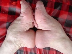 Bound feet. Torture! I can't understand how something like this could ever be acceptable.