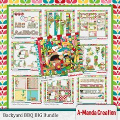 Backyard BBQ MEGA Bundle