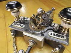 blade holder carriage  of my shul compass plane