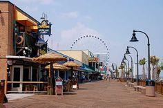 Family Travel: Myrtle Beach, SC
