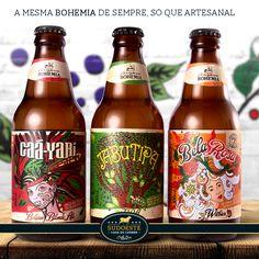 Cervejas artesanais Bohemia (Brasil)