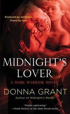 Midnight's Lover (Dark Warriors #2)  by Donna Grant