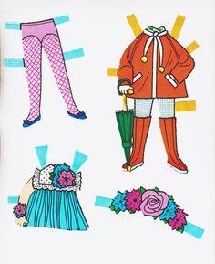 Paper Dolls~Angelique - Bonnie Jones - Álbuns da web do Picasa