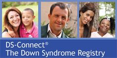 A free resource for families, health care providers, and scientists, DS-Connect® supports research to improve the lives of people with Down syndrome. dsconnect.nih.gov/ #DownSyndrome