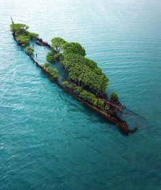 SS City of Adelaide, Magnetic Island