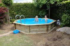 Zwembad - Swimming Pool - Zwembaden - Zwemmen - Tuin - Achtertuin - Backyard - Pools ♥ Fonteyn