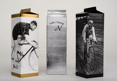 Vim & Vigor Cereal Supplement by Laura Larsen, via Behance