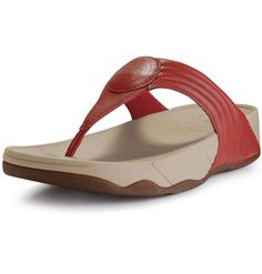 FitFlop Walkstar 3 Leather. Buy these every year for the Beach 2-3 pairs Love them ! So comfy!