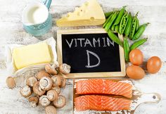 Top Foods High in Vitamin D, plus how to get vitamin D