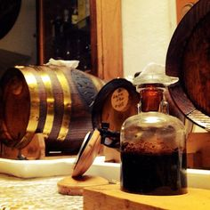 """Everything I thought I knew about aceto balsamico di Modena was wrong. If it doesn't have the word """"tradizionale"""" in it, and if it hasn't been aged at least 12 years, and if it hasn't been made precisely in the town of Modena, it's FAKE! The real traditional balsamic vinegar is such a rare, delicious and lovingly made food from Emilia-Romagna! - Instagram by @Kate McCulley"""