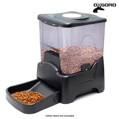 OxGord Automatic Time-Release Pet Feeder at 53% Savings off Retail!
