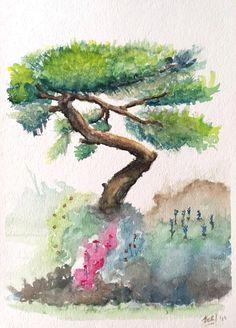 Árbol Samurai