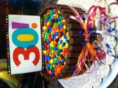 Brandie's 30th Birthday Cake!
