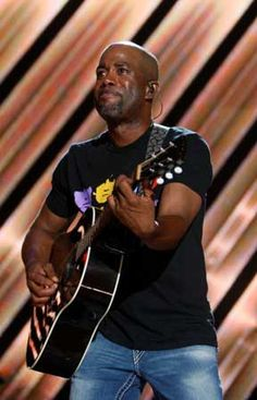 black male singers 2012 | Darius Rucker has become a platinum-selling country music star (Wade ...