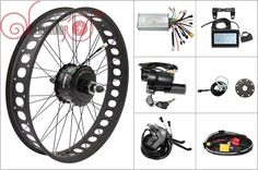17 Best Electric Bike Conversion Kit images in 2017 | Bike, Electric